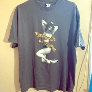 Bettie Page forever shirt
